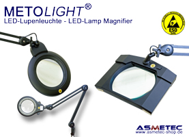 ESD-Lamp Magnifiers