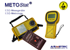 Metostat ESD-Metrology devices