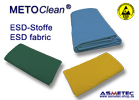 METOCLEAN ESD-Fabric