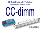 LED-Driver CC-dimmable