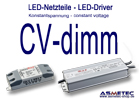 LED-Driver CV-dimmable