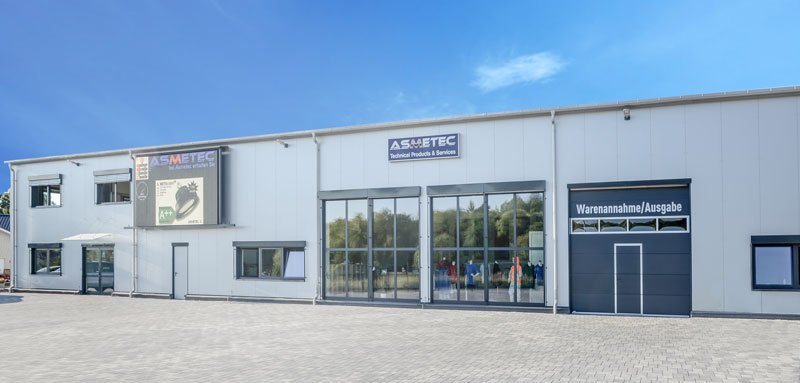 ASMETEC Firmensitz 1