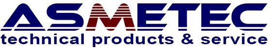 Asmetec - LED-Lichttechnik, Reinraum_ESD-Technik und mehr-Logo