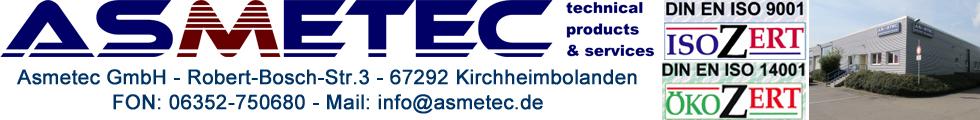 Asmetec Shop - LED-Lichttechnik und techn. Produkte