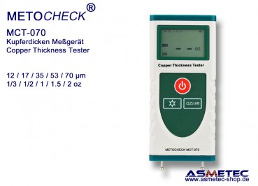 copper thickness tester MCT-070