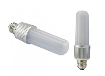 METOLIGHT LED-CFL Lampe, 8 Watt, 700 lm, 360°-Licht- www.asmetec-shop.de
