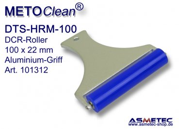 METOCLEAN DCR-Roller DTS-HRM-100, 100 mm wide