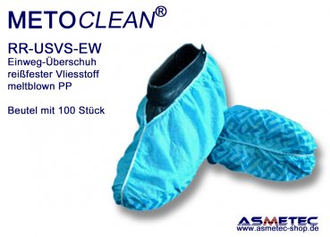 METOCLEAN shoe cover USVS-EW-Blue