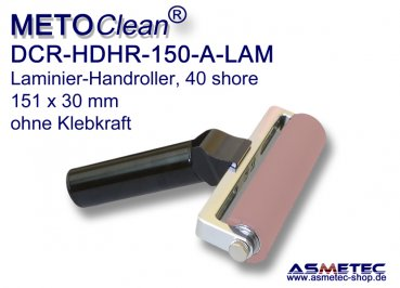 METOCLEAN DCR-Lamination Roller HDHR-150-A-LAM