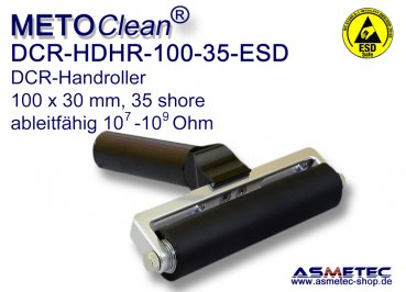 METOCLEAN DCR-Roller HDHR-100-35 ESD