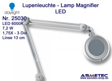 Daylight LED Lamp Magnifier 25030