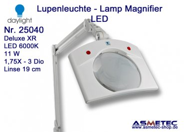 Daylight LED Lamp Magnifier 25040