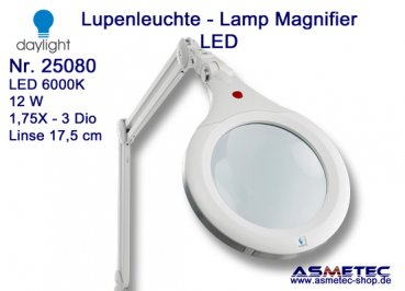 Daylight LED Lamp Magnifier 25080