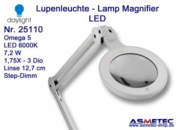 Daylight LED Lamp Magnifier 25110