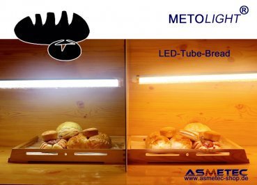 METOLIGHT LED-Tube bread