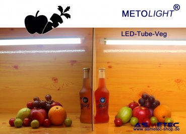 METOLIGHT LED-Tube vegetables and fruit