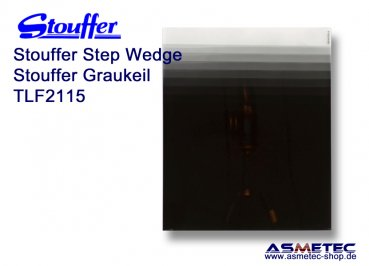 Stouffer TLF2115, 21 step transmission guide, increment 0.15 - extra large