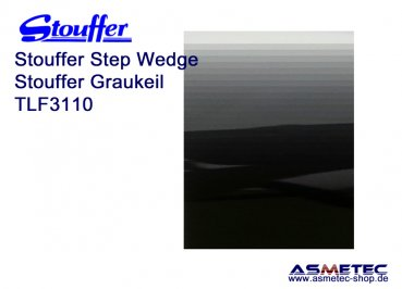 Stouffer TLF3110, 31-step transmission  guide, increment 0.10 - extra large