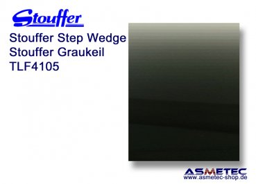 Stouffer TLF4105, 41 step transmission guide, increment 0.05 - extra large