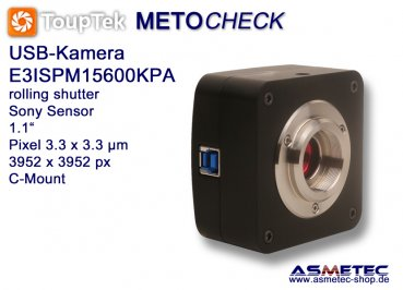 Touptek USB-camera  E3ISPM