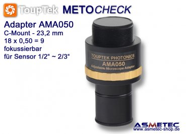 Camera adapter ToupTek AMA050