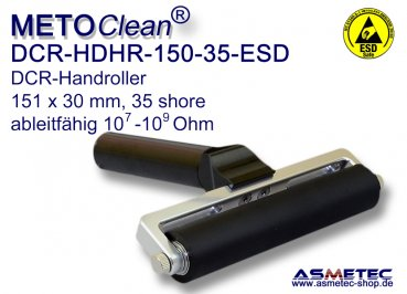 METOCLEAN DCR-Roller HDHR-150-35 ESD