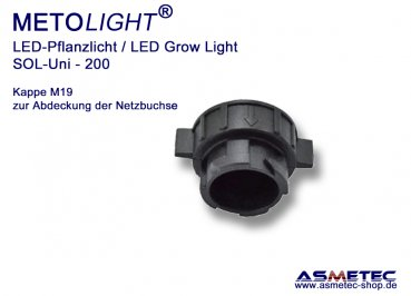 Metolight Growlight Sol-Uni-Cap M19