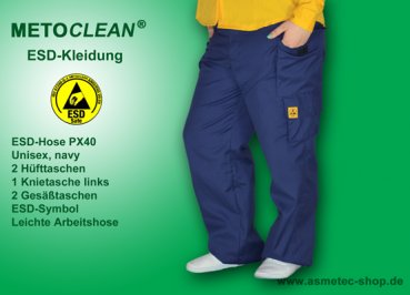 ESD-Trousers PX40