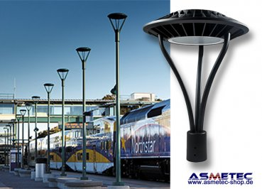 Metolight LED-Lantern MRL-CAL-050, 50 Watt - www.asmetec-shop.de