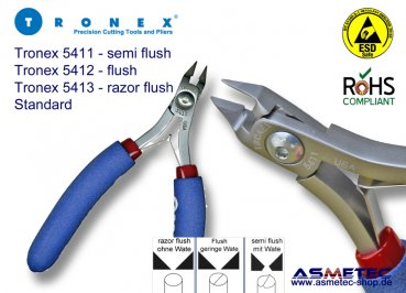 Tronex 5411 - Mini Taper - Semi-Flush