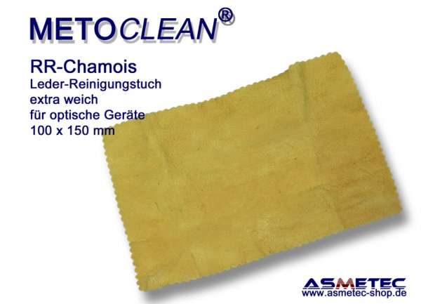Metoclean leather cloth Chamois wipe