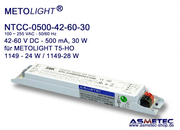 LED-driver Metolight NTCC-500-42-60-30