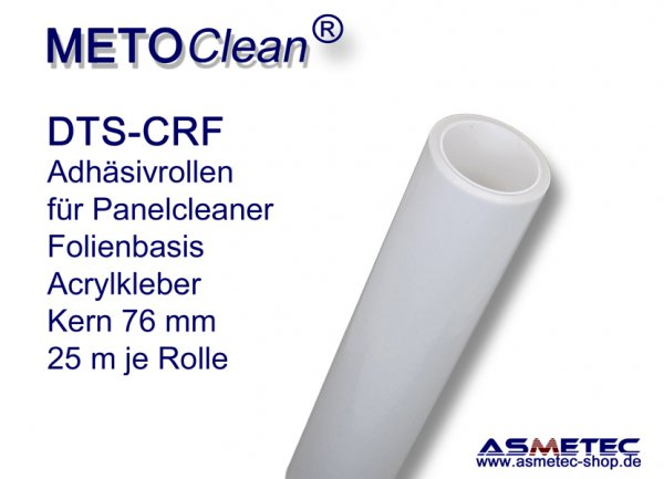 METOCLEAN adhesive rolls for panel cleaners - www-asmetec-shop.de