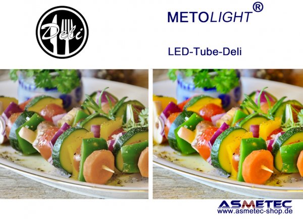 METOLIGHT LED-Tube deli