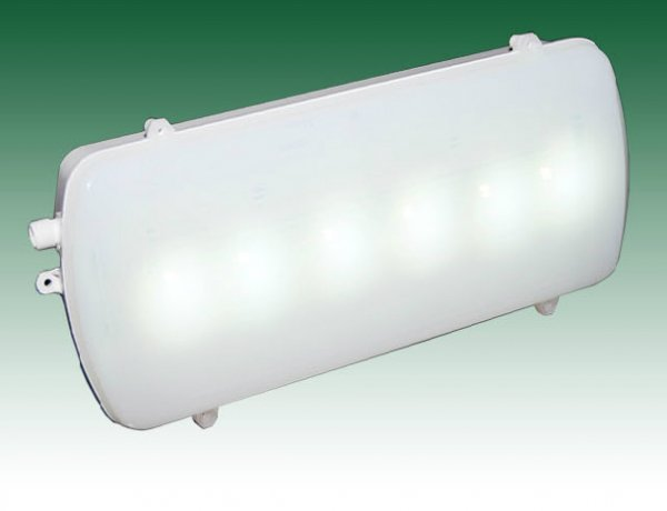 LED-emergency luminaire LEL-936-6L