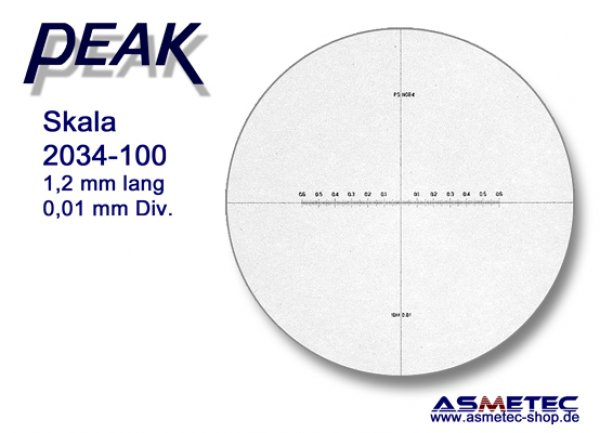 Peak Scale 2034-100 - www.asmetec-shop.de